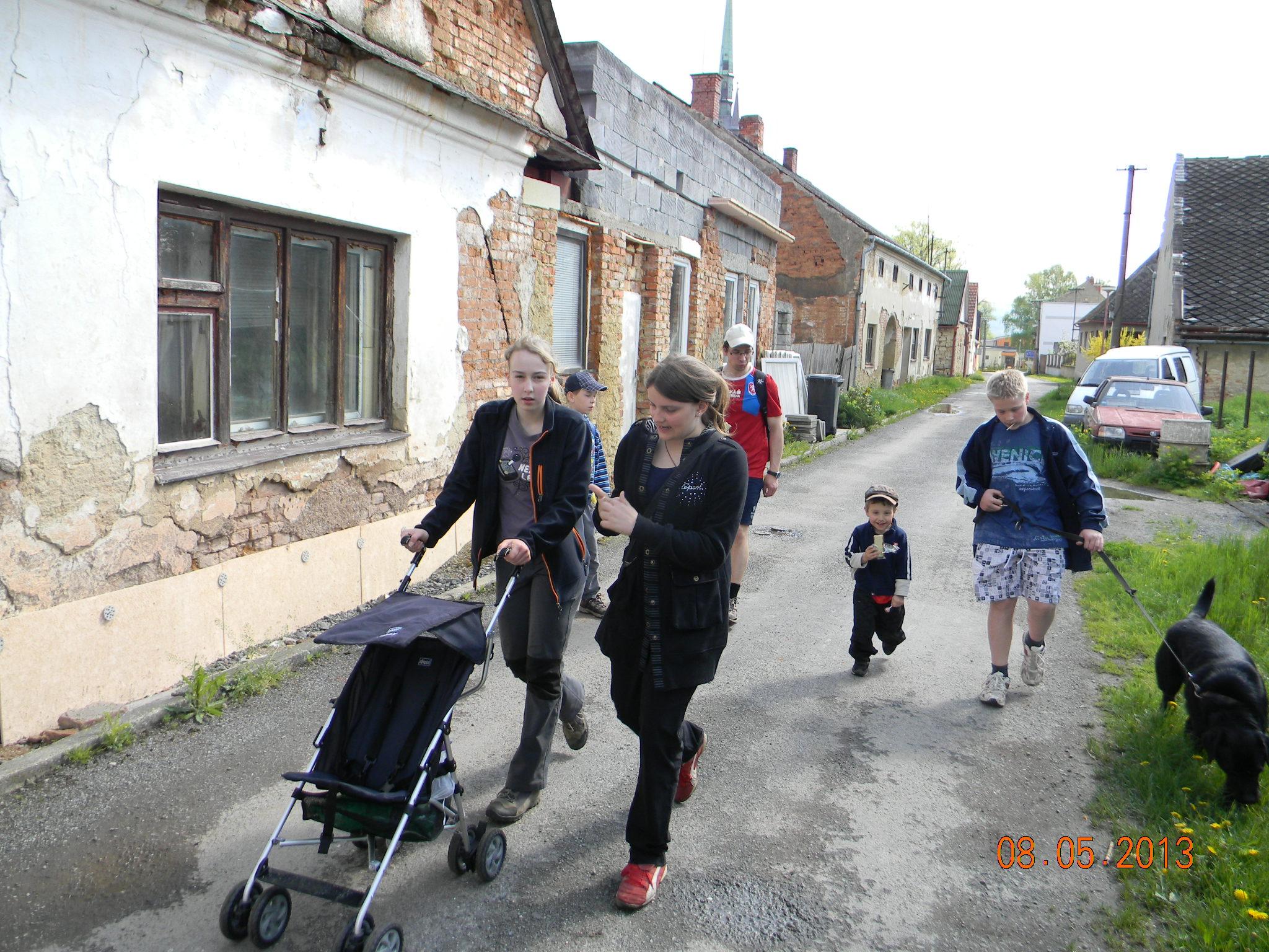 Foto z pochodu